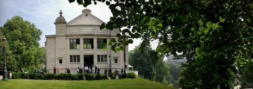 La Bibliotheque Solvay