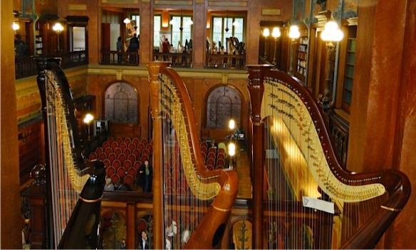 BHF2012 harpesgrand