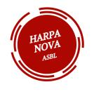 Harpa Nova logo rouge