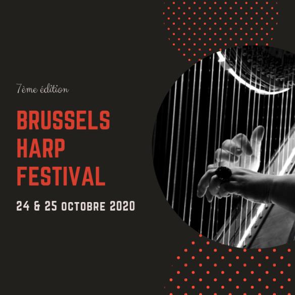 brussels harp festival 24 & 25 octobre 2020